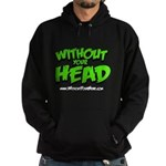 without your head Hoodie (dark)