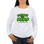 without your head Women's Long Sleeve T-Shirt