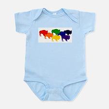 buffalopride Infant Bodysuit