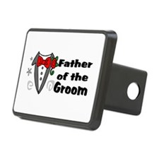 Father Of Groom Hitch Cover