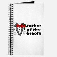Father Of Groom Journal
