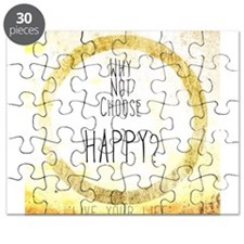 Why Not Choose Happy? Puzzle