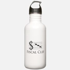 Fiscal Clef Water Bottle