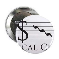 """Fiscal Clef 2.25"""" Button"""