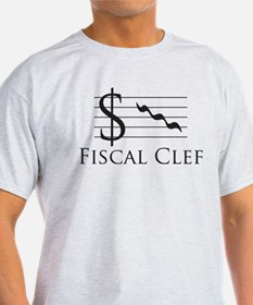Fiscal Clef T-Shirt
