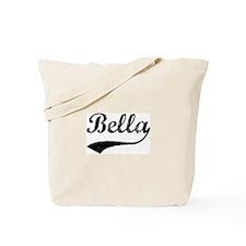 Vintage: Bella Tote Bag