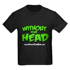 without your head T