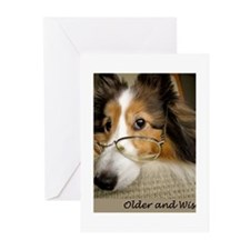 Older and Wiser Greeting Cards (Pk of 10)