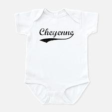 Vintage: Cheyenne Onesie