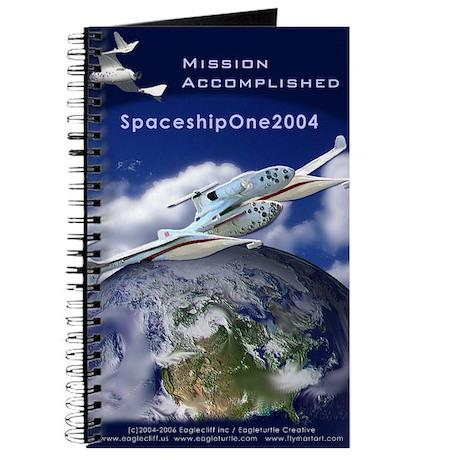 Space Flight Journal