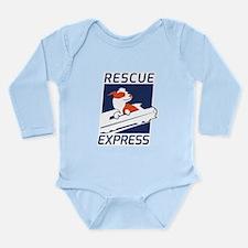 Rescue Express Long Sleeve Infant Bodysuit