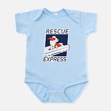 Rescue Express Infant Bodysuit