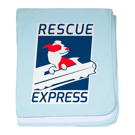 Rescue Express baby blanket