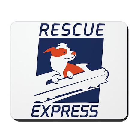 Rescue Express Mousepad