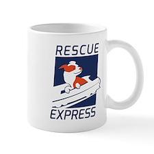 Rescue Express Small Mug