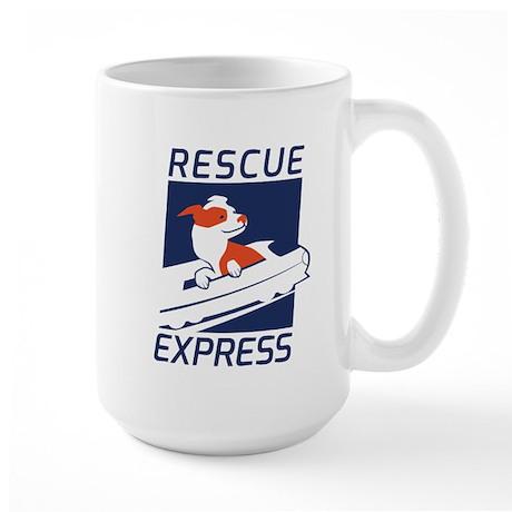 Rescue Express Large Mug