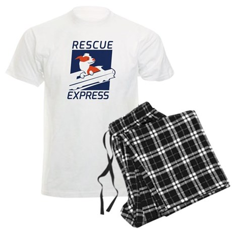 Rescue Express Men's Light Pajamas