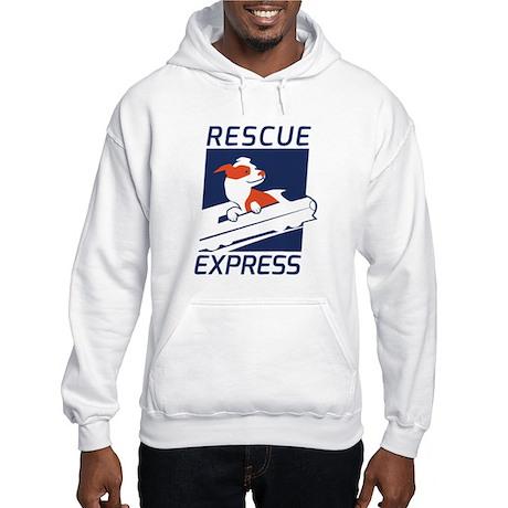 Rescue Express Hooded Sweatshirt