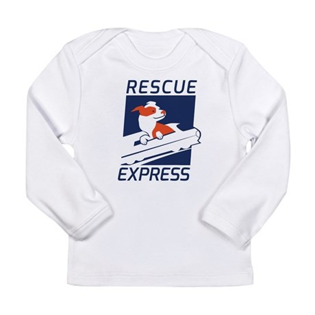 Rescue Express Long Sleeve Infant T-Shirt