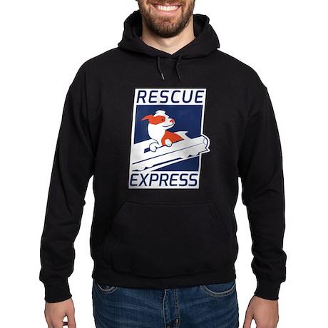 Rescue Express Hoodie (dark)