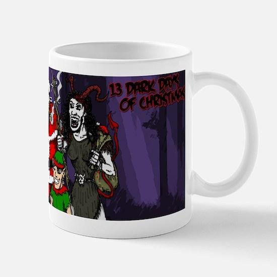 13 Dark Days of Christmas Mug