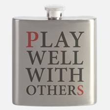 Play Well With Others Flask