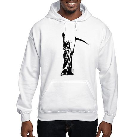 Give Me Liberty... Hooded Sweatshirt