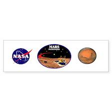 Mars Pathfinder Bumper Sticker
