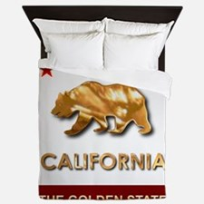 California Queen Duvet