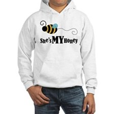 She's My Honey Hooded Sweatshirt
