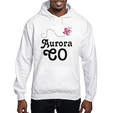Aurora Colorado Hoodie Sweatshirt