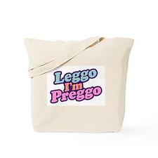 Leggo I'm Preggo Tote Bag