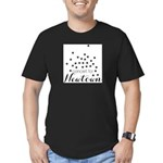 Concert For Newtown Men's Fitted T-Shirt (dark)