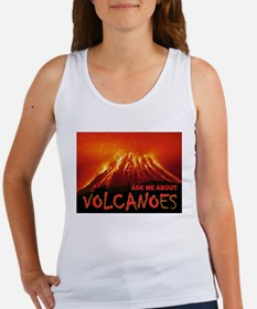 VOLCANOES Women's Tank Top