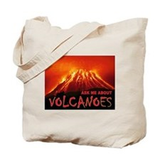 VOLCANOES Tote Bag