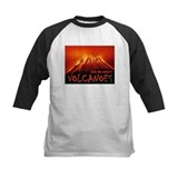 Volcano Baseball Jersey