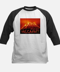 VOLCANOES Kids Baseball Jersey