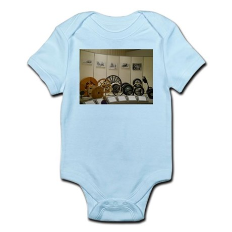 Beginning Of The Wheel Infant Bodysuit