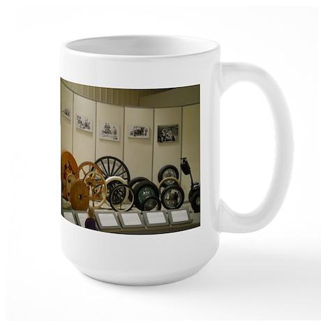 Beginning Of The Wheel Large Mug