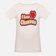 logo love churros Tee