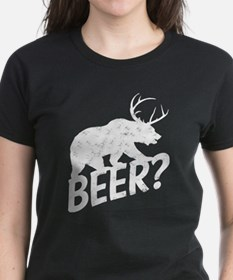 The Bear Deer Beer Tee