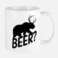 The Bear Deer Beer Mug