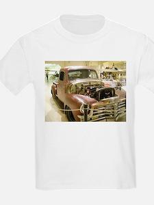 Gun Welded Rat-Rod Truck T-Shirt