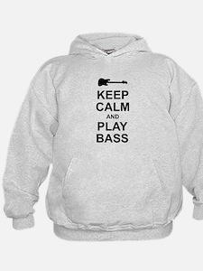 Keep Calm - Bass2 Hoodie