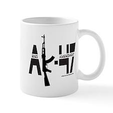 AK-47/SECOND AMENDMENT Mug
