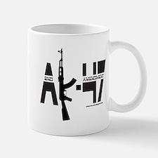 AK-47/SECOND AMENDMENT Small Small Mug