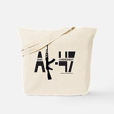 AK-47/SECOND AMENDMENT Tote Bag