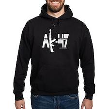 AK-47/SECOND AMENDMENT Hoodie