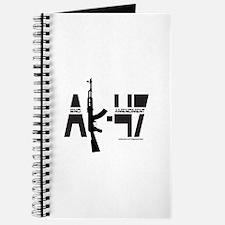 AK-47/SECOND AMENDMENT Journal