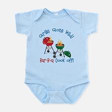 Grill Gone Wild Infant Bodysuit